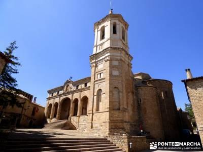 Montfalcó,Mont-rebei-Noguera Ribagorzana-Semana Santa; la pinilla amigos madrid